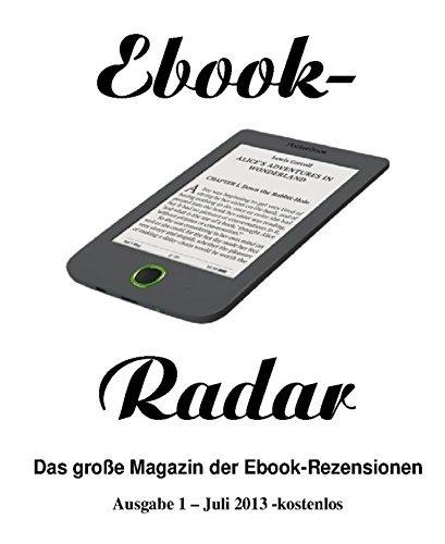 Ebook-Radar - Ausgabe 1: Das große Magazin der Ebook-Rezensionen  by  Hermann Schladt