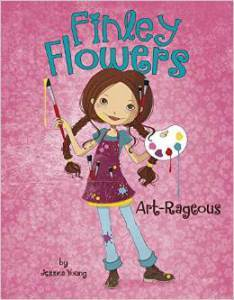 Art-Rageous (Finley Flowers, #4) Jessica  Young