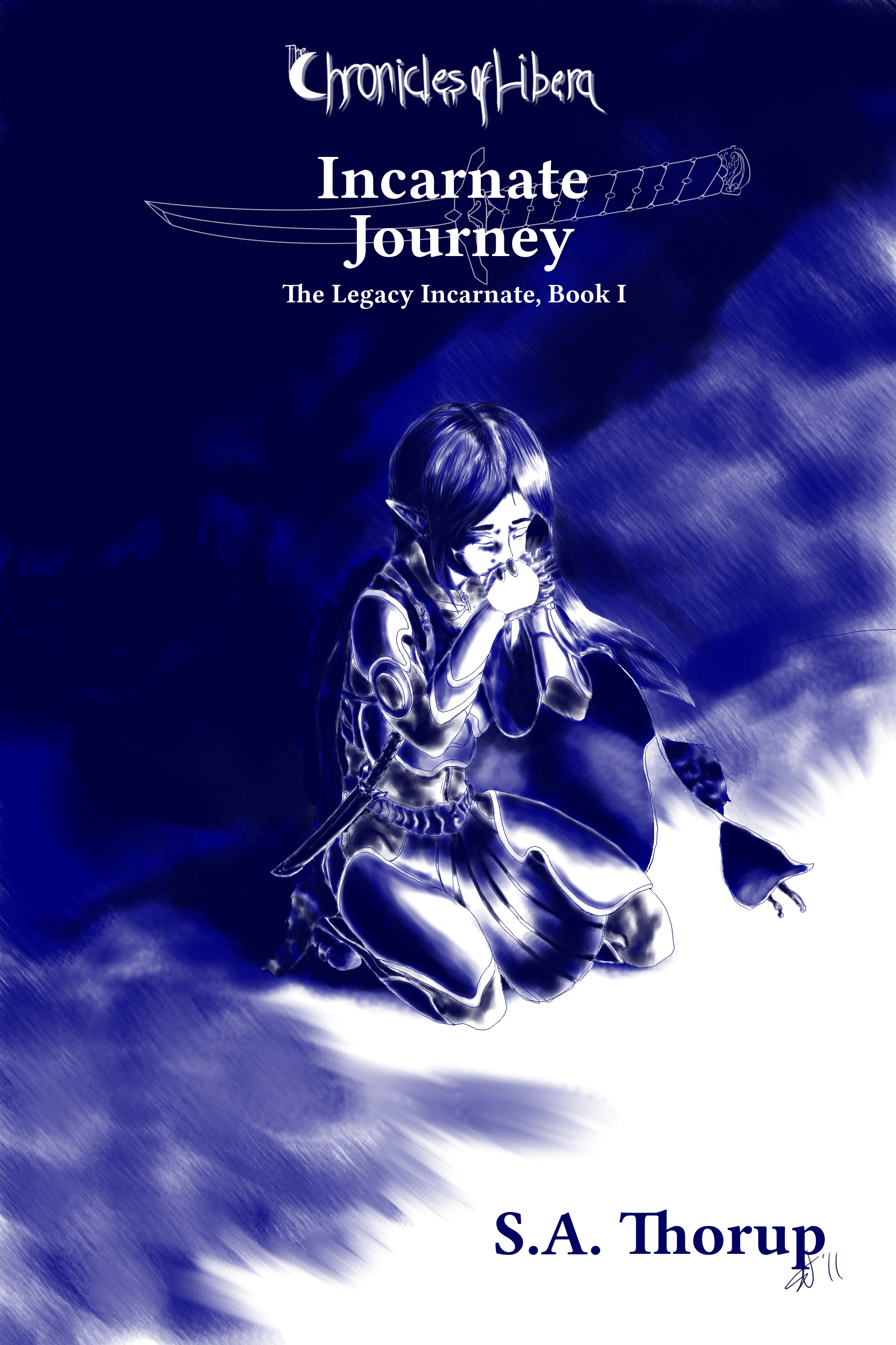 Incarnate Journey (The Legacy Incarnate, #1)  by  S.A. Thorup
