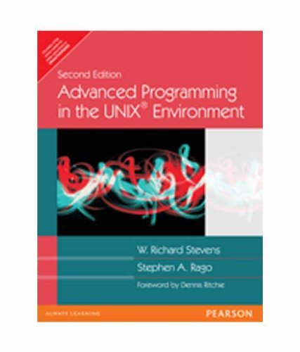 ADV PROG IN THE UNIX ENVIRONMENT  by  W. Richard Stevens