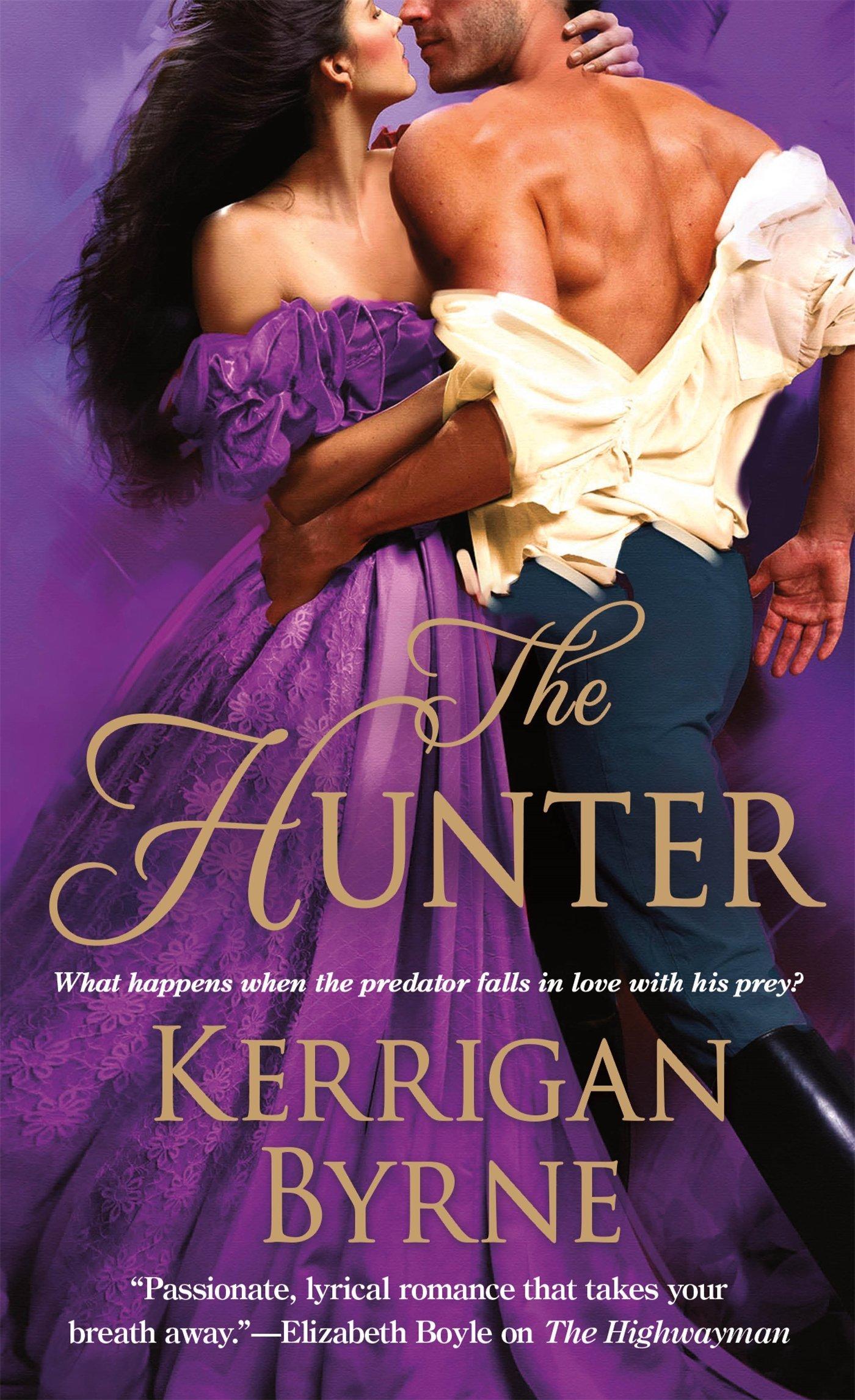 The Hunter (Victorian Rebels #2)  by  Kerrigan Byrne