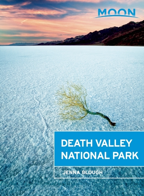 Moon Death Valley National Park  by  Jenna Blough