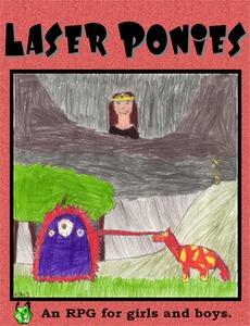 Laser Ponies Leighton Connor