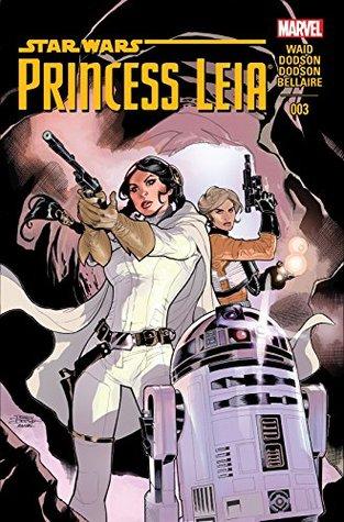 Princess Leia (2015) #3 (of 5)  by  Mark Waid