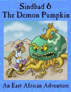 Sindbad & the Demon Pumpkin Ian Engle