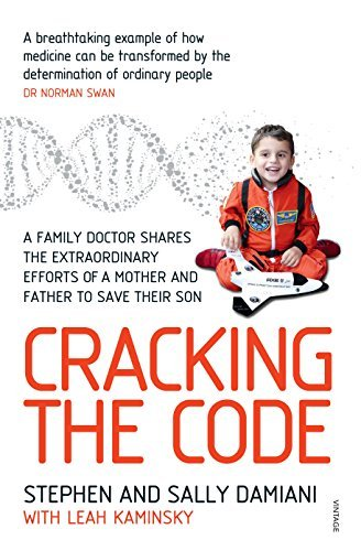 Cracking the Code  by  Leah Kaminsky