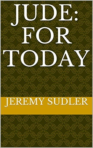 Jude: For Today  by  Jeremy Sudler