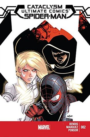 Cataclysm: Ultimate Comics Spider-Man #2 (of 3)  by  Brian Bendis