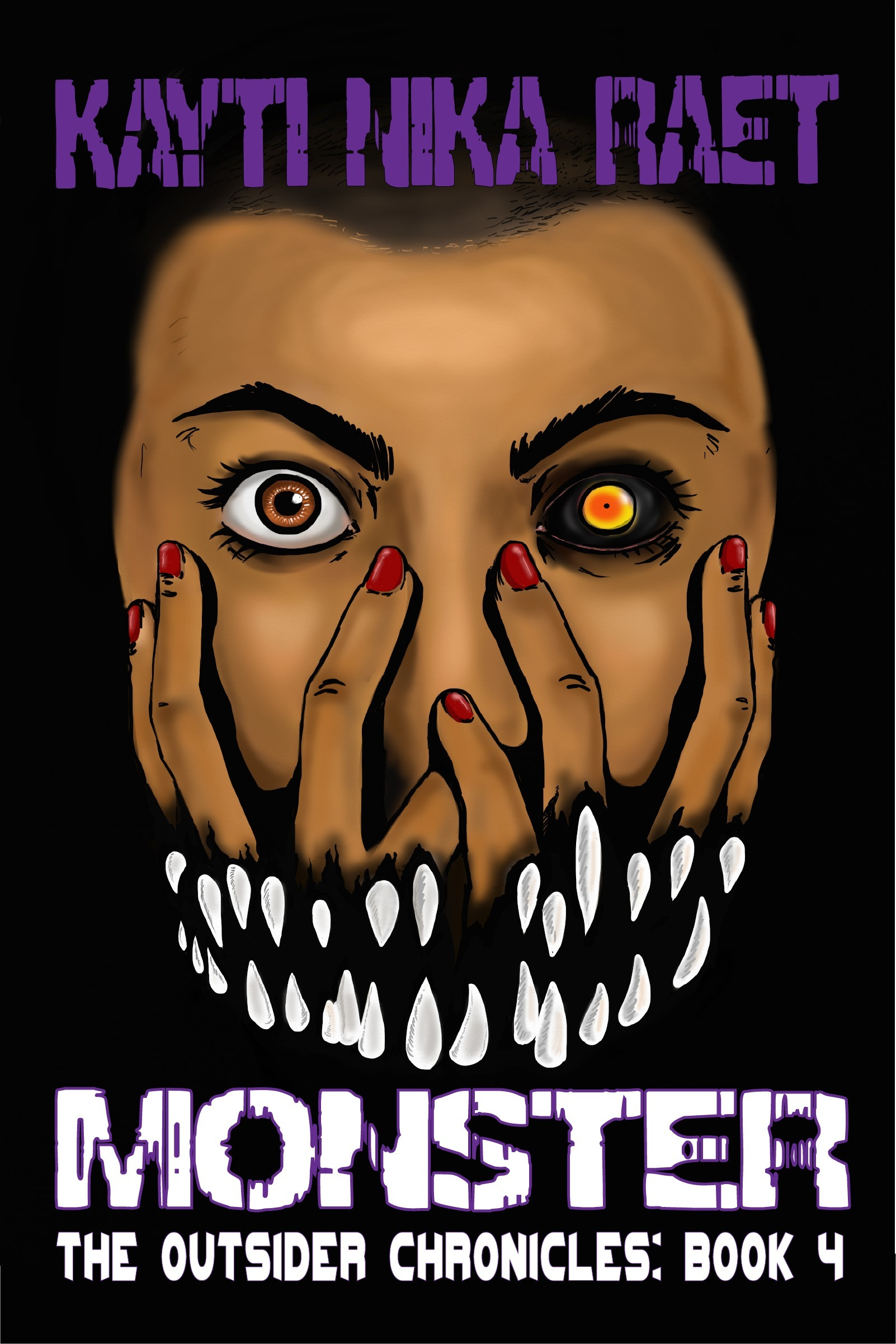 Monster  by  Kayti Nika Raet
