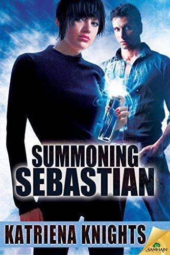 Summoning Sebastian  by  Katriena Knights