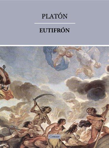 Eutifrón o de la santidad Plato