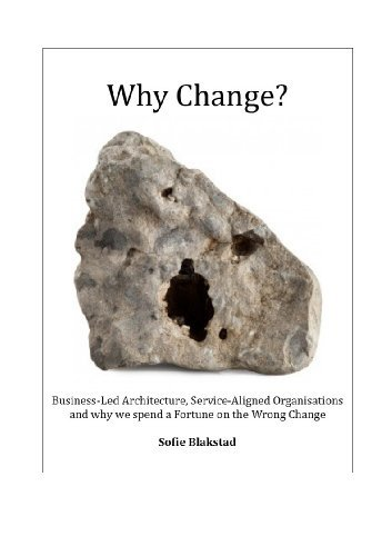 Why Change?  by  Sofie Blakstad