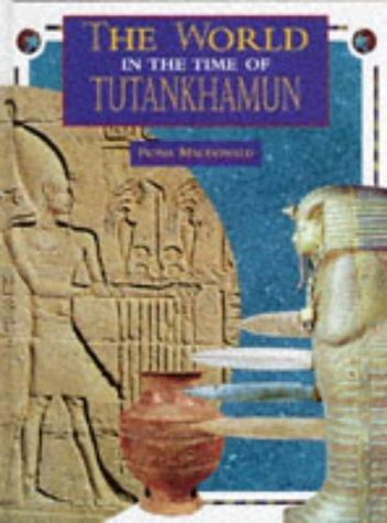 Tutankhamun  by  Sarah McNeill