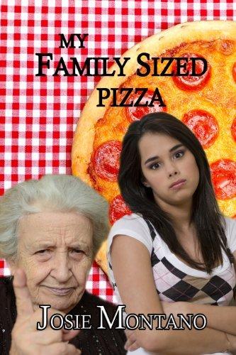 My Family Sized Pizza  by  Josie Montano