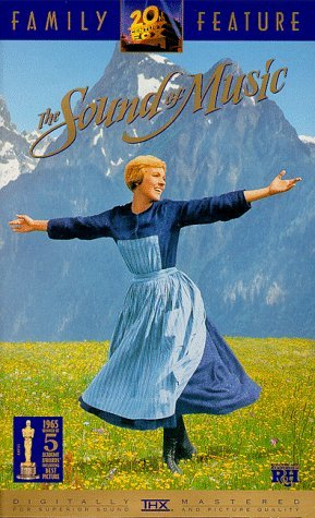 The Sound of Music [VHS]  by  Julie Andrews Edwards