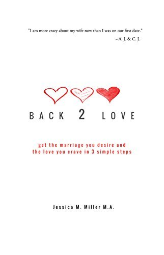 Back 2 Love: Get the marriage you desire and the love you crave in 3 simple steps  by  Jessica Miller
