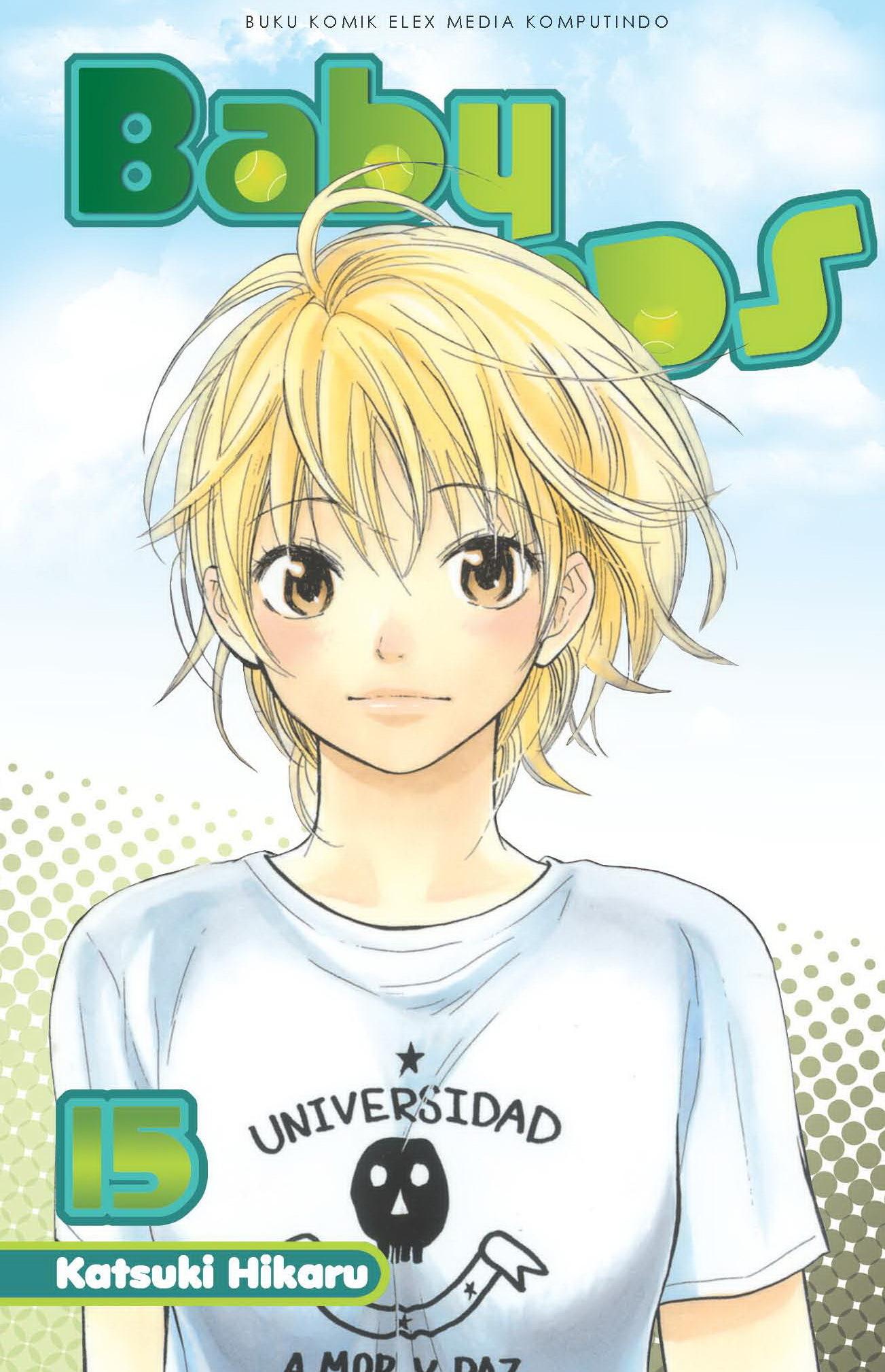 Baby Steps vol. 15 (Baby Steps, #15) Katsuki Hikaru