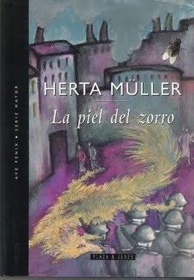 La piel del zorro Herta Müller