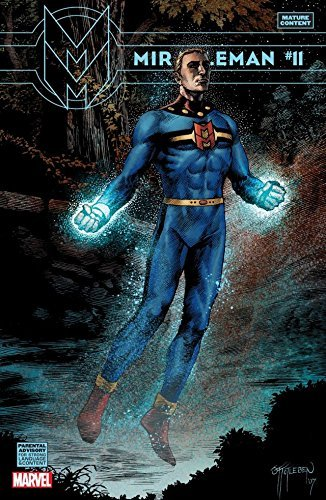 Miracleman #11  by  Alan Moore
