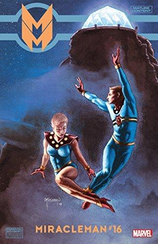 Miracleman #16 Alan Moore