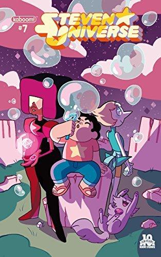 Steven Universe #7 Jeremy Sorese