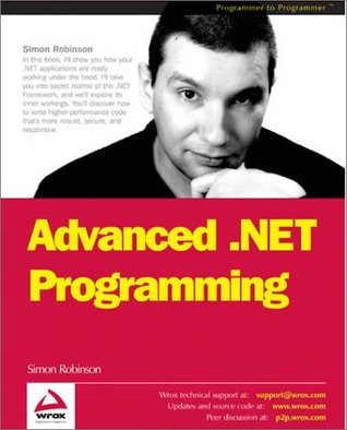 Advanced .Net Programming  by  Wrox Author Team