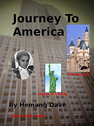 Journey To America  by  Hemang Dave