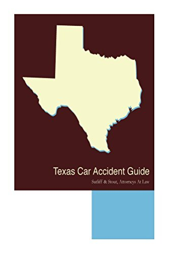 Texas Car Accident Guide William Stout