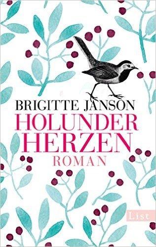 Holunderherzen  by  Brigitte Janson