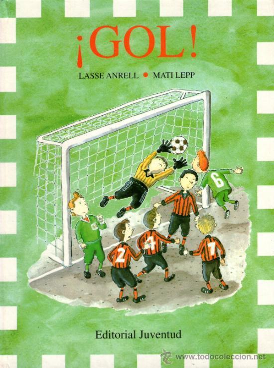 ¡Gol!  by  Lasse Anrell