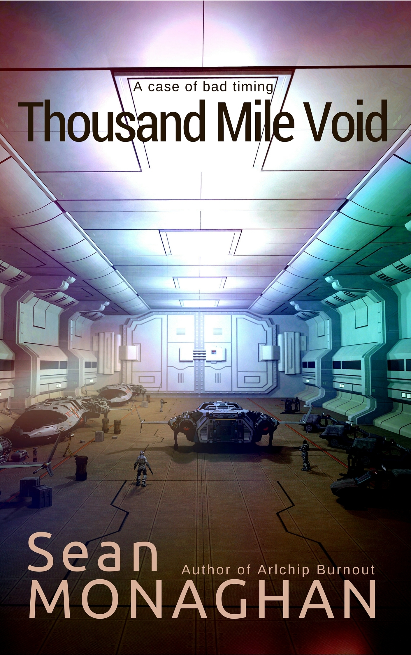 Thousand Mile Void  by  Sean Monaghan