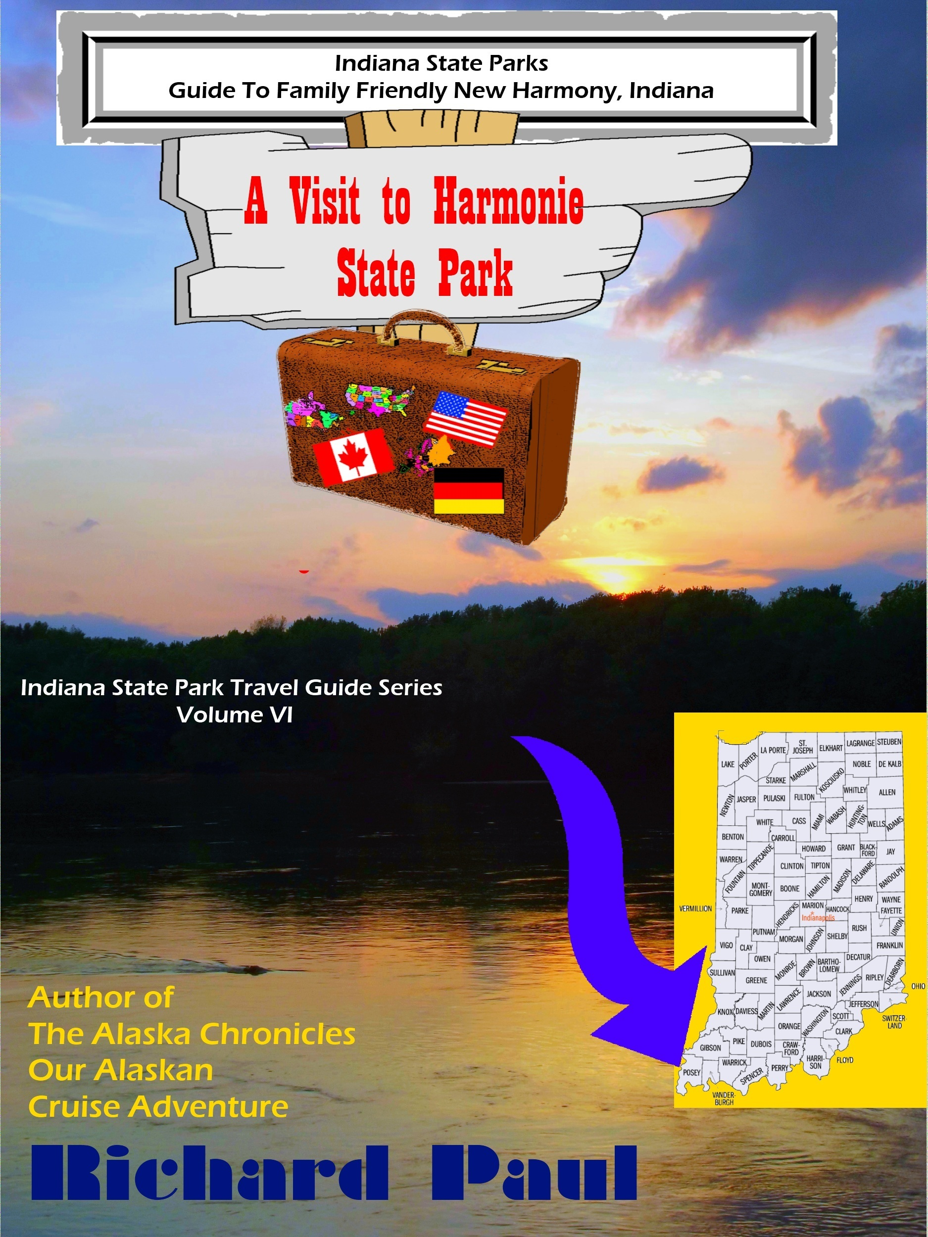 A Visit to Harmonie State Park  by  Richard Paul