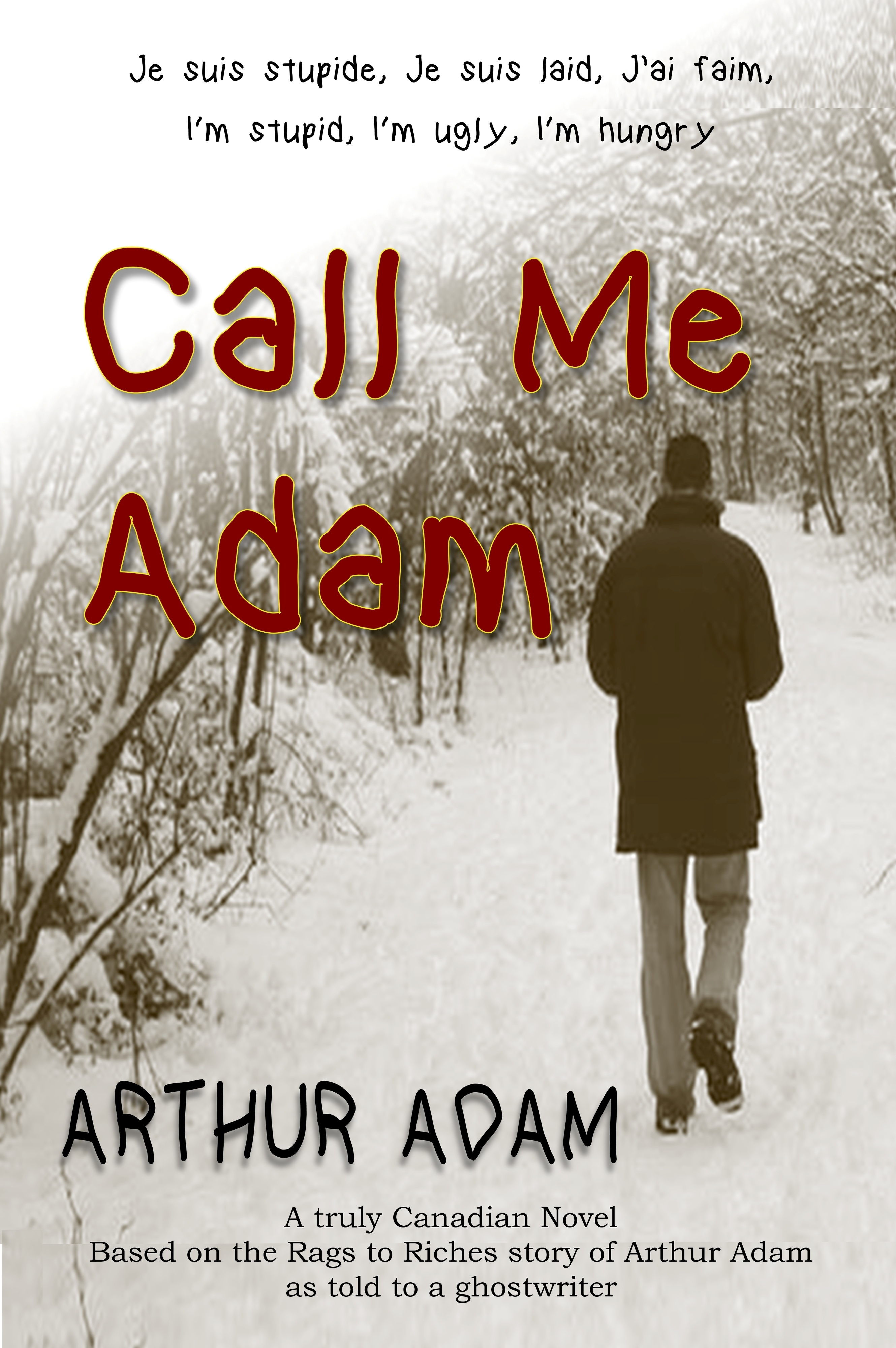 Call Me Adam Arthur Adam