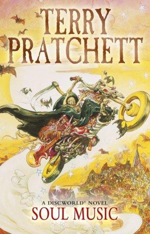 Soul Music: (Discworld Novel 16) (Discworld Novels) Terry Pratchett