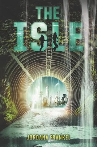 The Isle (The Ward, #2) Jordana Frankel