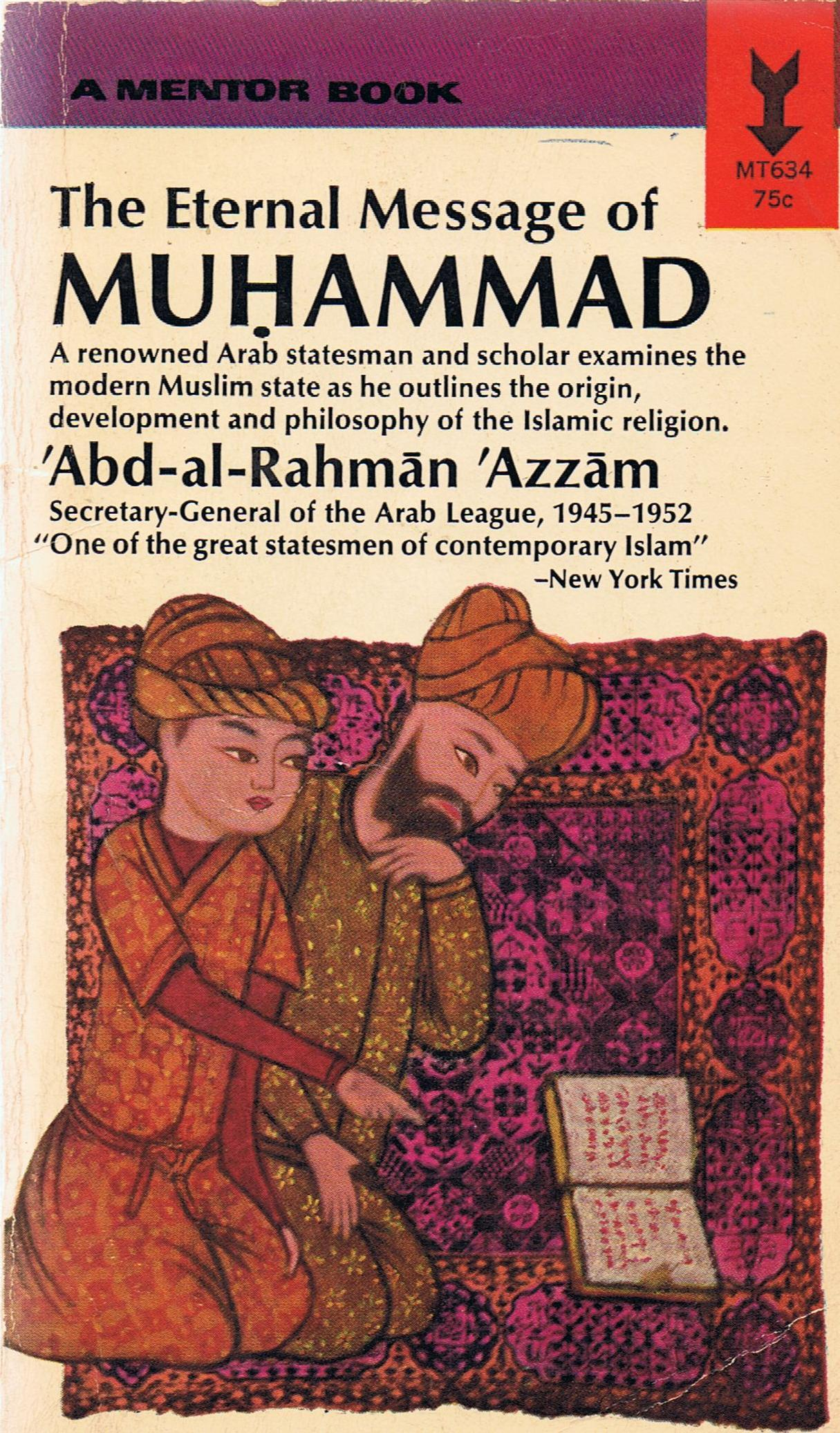 The Eternal Message of Muhammad A.R. Azzam