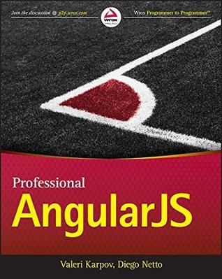 Professional AngularJS  by  Valeri Karpov