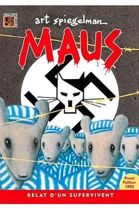 Maus Integral: Relat dun supervivent (Maus, #1-2)  by  Art Spiegelman