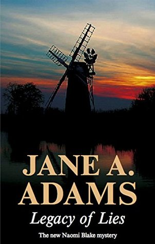 Legacy of Lies  by  Jane A. Adams