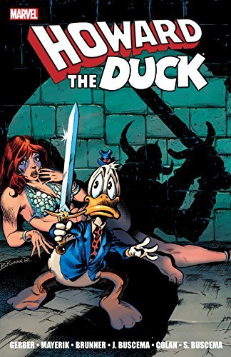 Howard The Duck: The Complete Collection Vol. 1 (Howard the Duck (1976-1979))  by  Steve Gerber