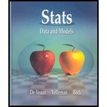 Stats : Data and Models - Textbook Only  by  Richard D. De Veaux