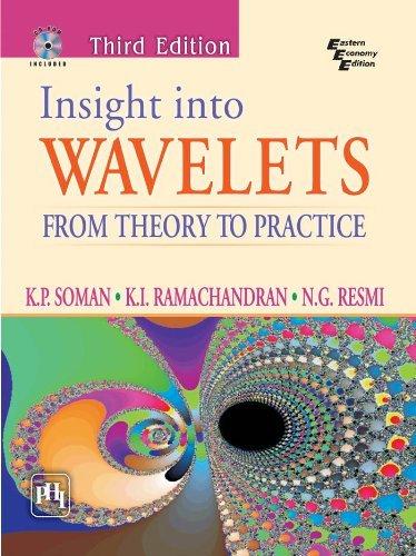 Insight into Wavelets: From Theory to Practice, 3rd ed. K.P. Ramachandran, K.I. Resmi, N.G. Soman