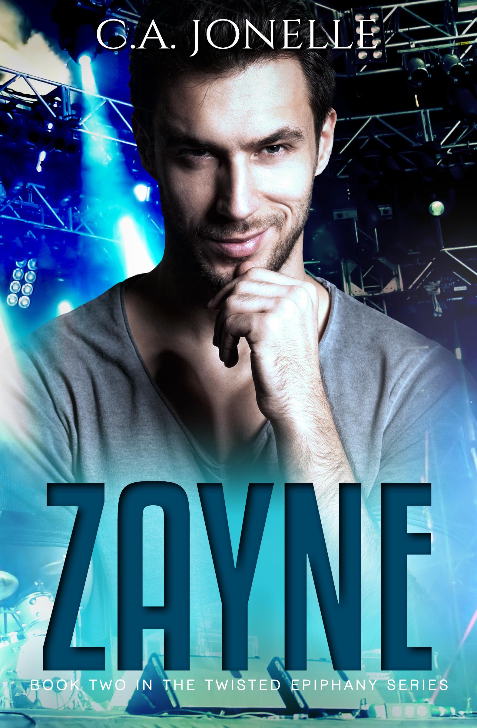 Zayne (Twisted Epiphany, #2)  by  C.A. Jonelle