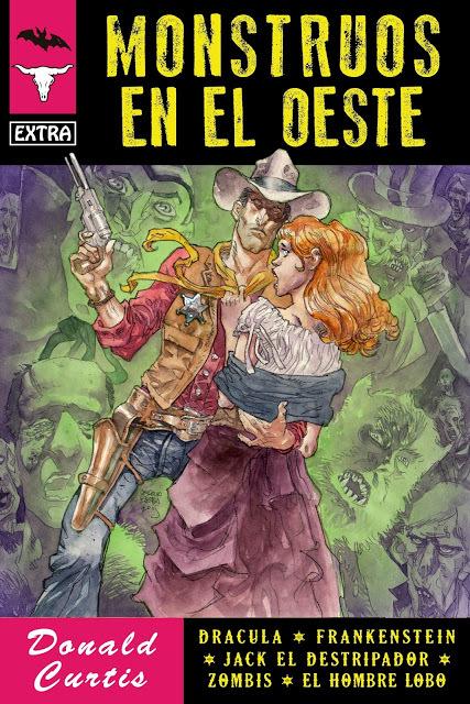 Monstruos en el Oeste  by  Donald Curtis