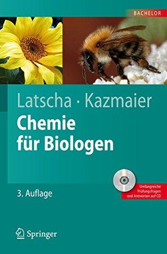 Chemie für Biologen  by  Hans Peter Latscha