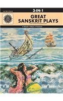 Great Sanskrit Plays: 3 in 1 Anant Pai