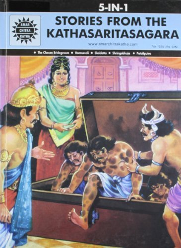 Stories from the Kathasaritasagara: 5 in 1  by  Anant Pai