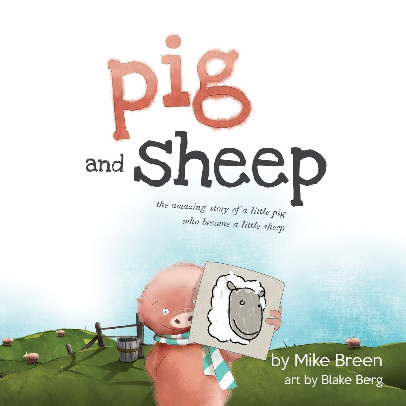 Pig and Sheep Mike Breen