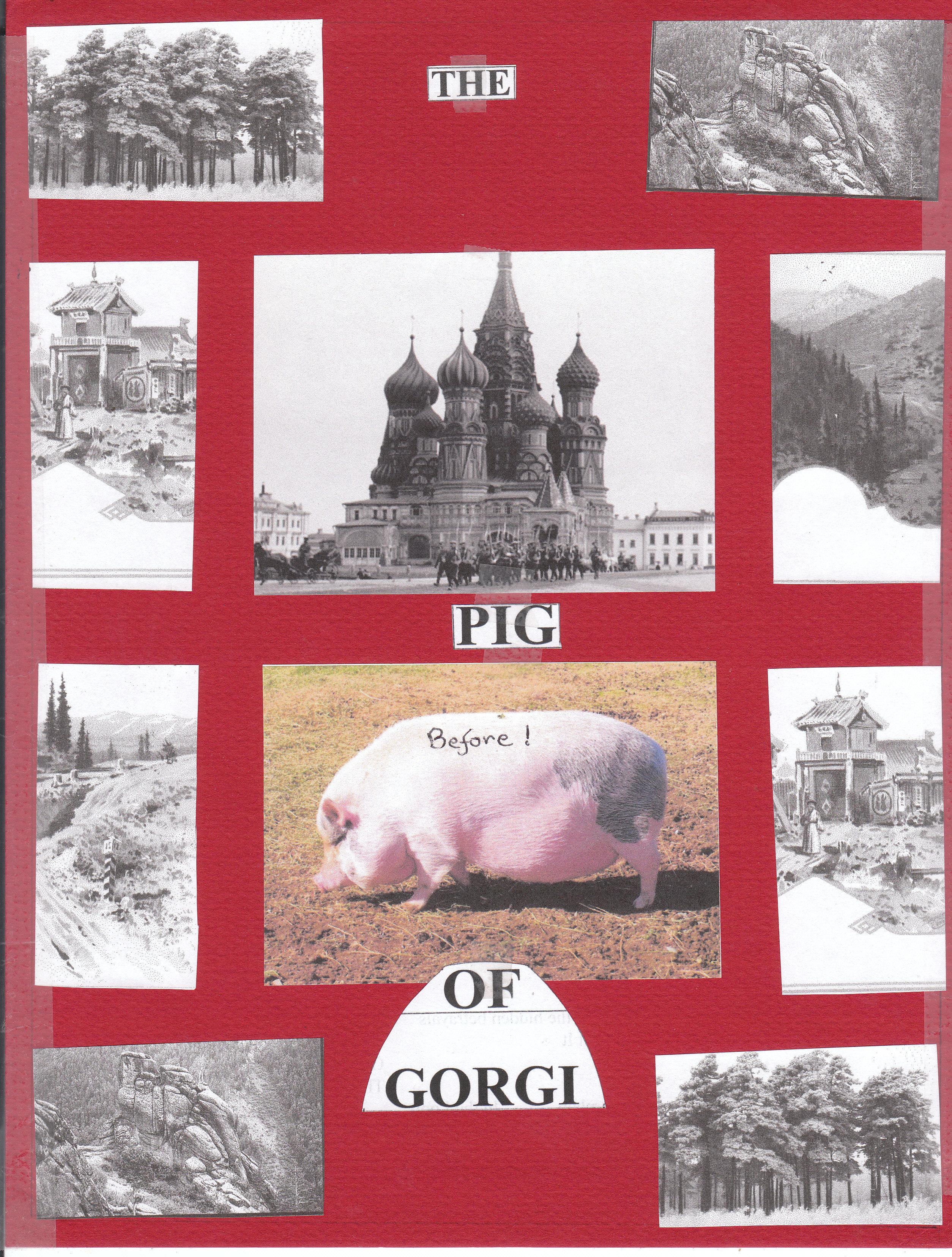 The Pig Of Gorgi  by  suzi ayna