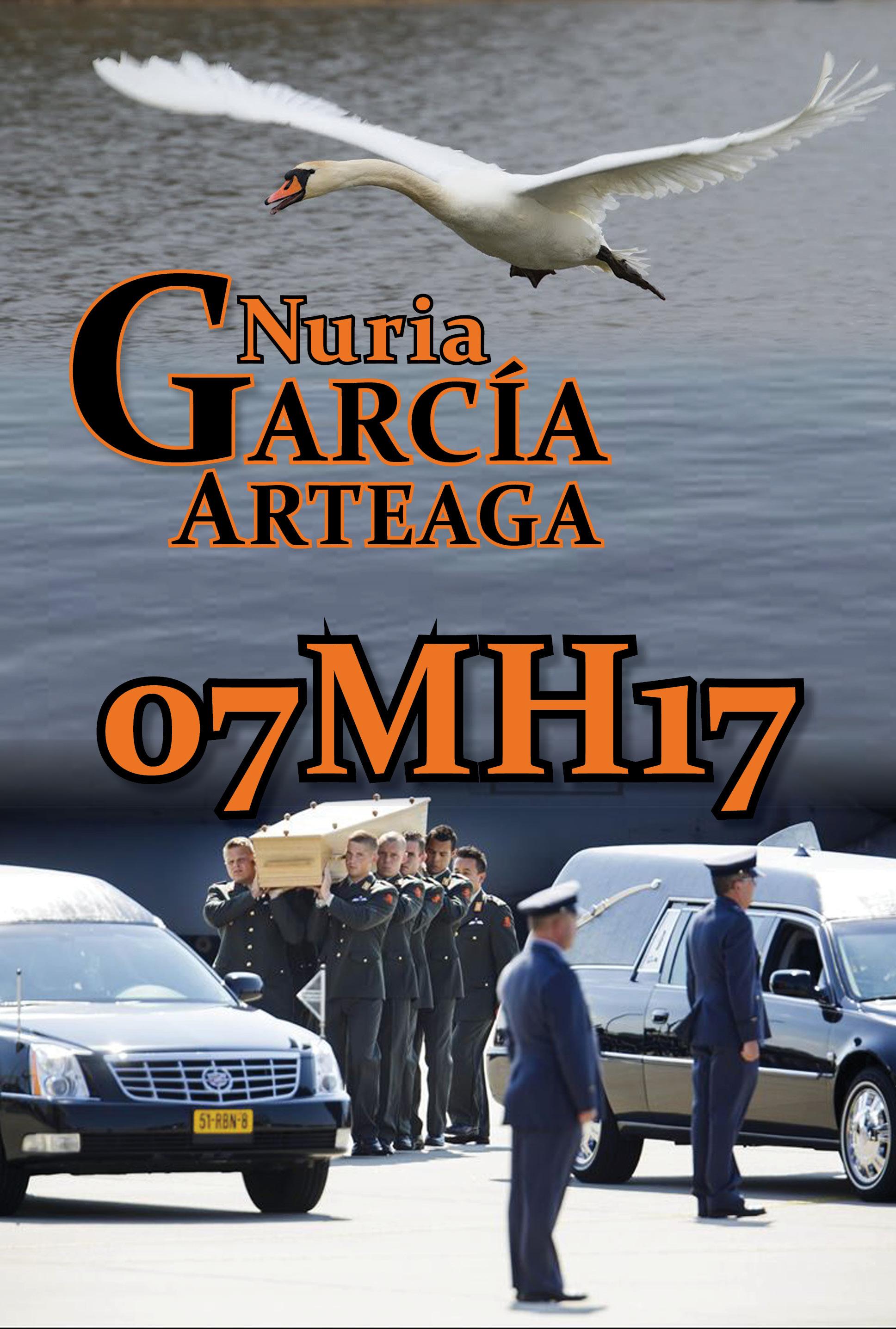 07MH17 Dutch version  by  Nuria Garcia Arteaga